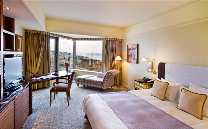 Business Executive Room at Swissotel The Bosphorus
