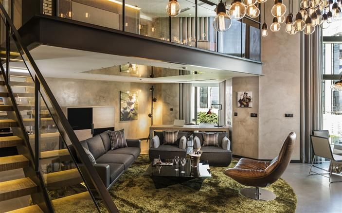 Signature Loft Two Bedroom Swissotel The Bosphorus