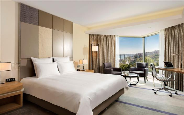 Swiss Executive Room at Swissotel Istanbul