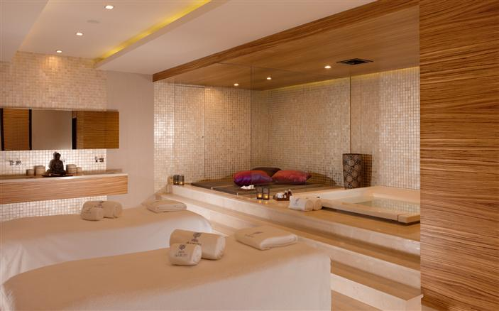 Spa & Wellness Facilities at Swissotel Istanbul