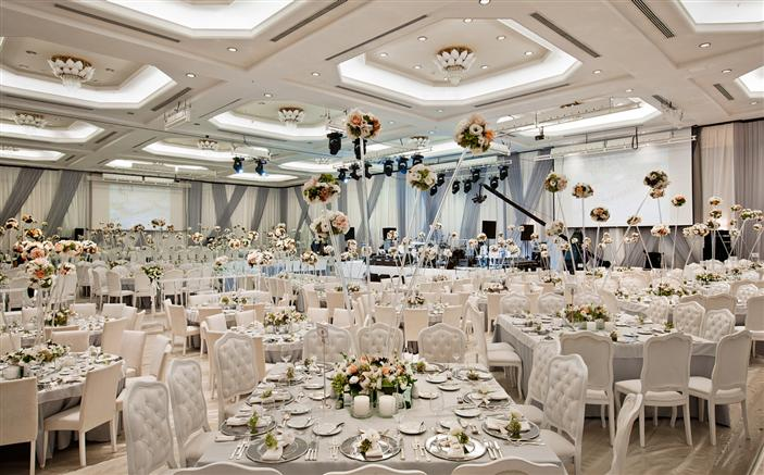 Fuji Ballroom Wedding at Swissotel The Bosphorus