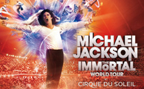 Michael Jackson Immortal World Tour: Cirque Du Soleil