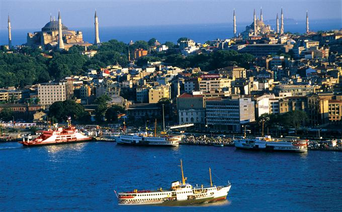 Swissotel, Стамбул Видео