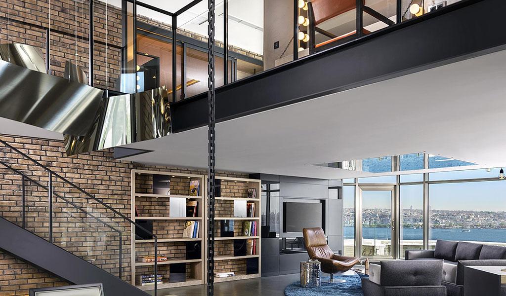 الشقة العلوية المميزة المجهزة بتيراس وغرفتي نوم
