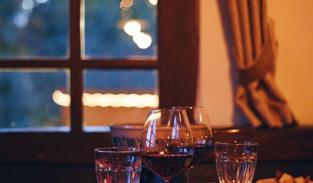 Restaurante Chalet en el Swissôtel The Bosphorus