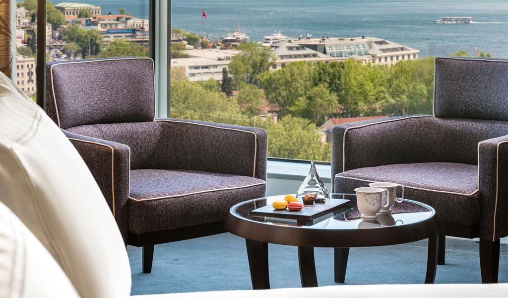 Swissotel Istanbulのスイス エグゼクティブ ルーム