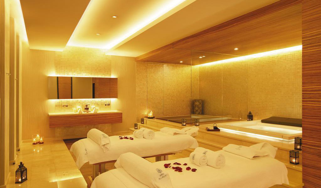 Spa & Wellness Alanı