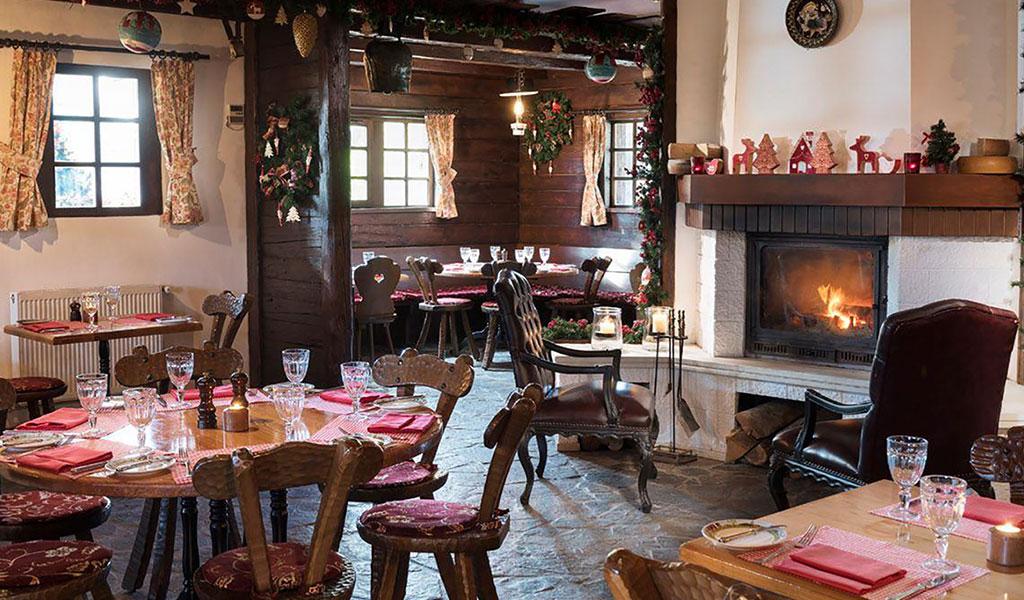 Chalet swissotel the bosphorus swiss tel hotels and resorts - Chalet cuisine ...