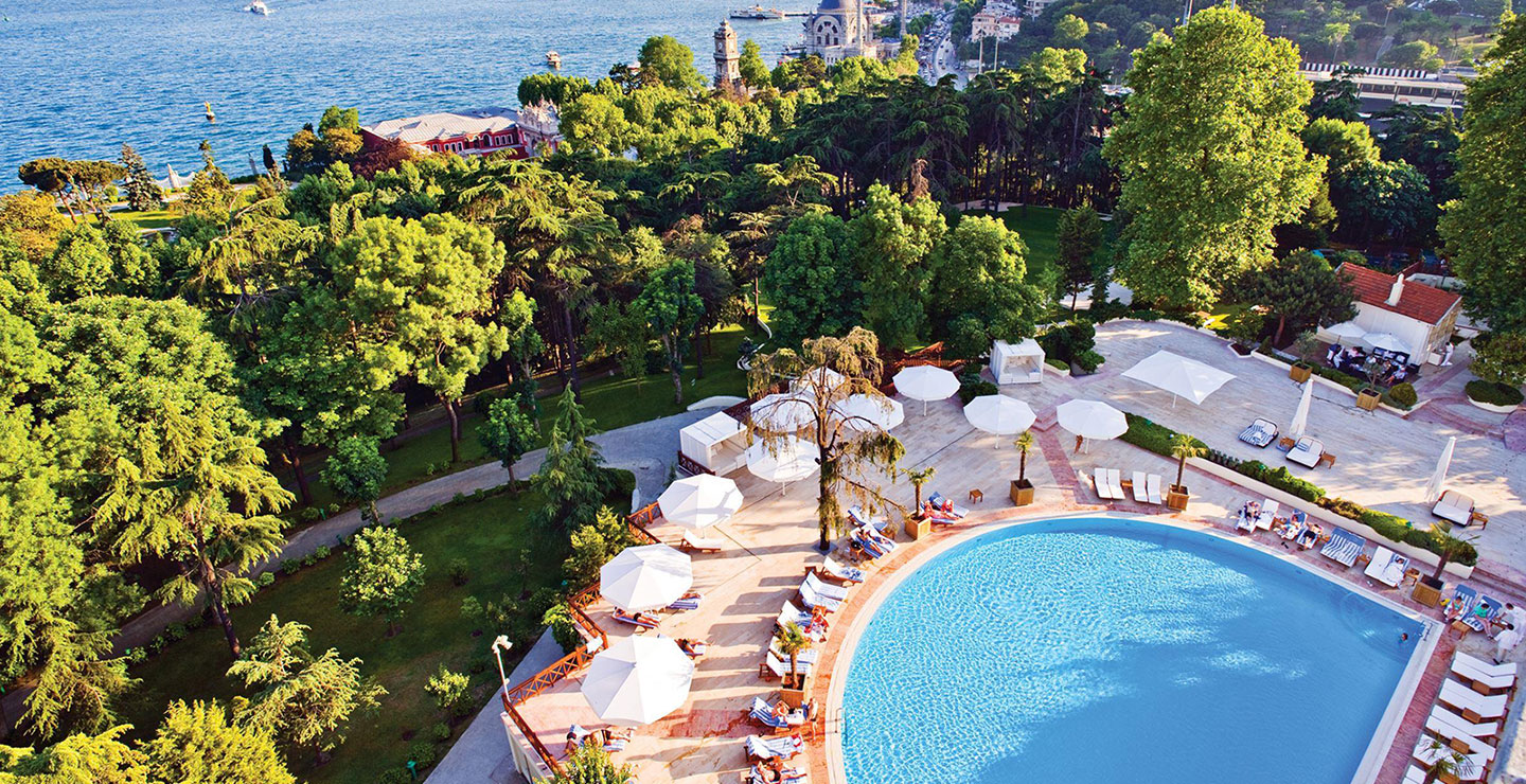 Swissotel The Bosphorus Luxury Hotel In Istanbul