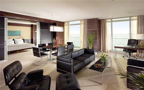 Executive Suite at Swissotel Buyuk Efes, Izmir