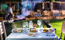 Aquarium Restaurant at Swissotel Grand Efes Izmir