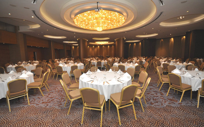 ballroom grand efes at Swissotel Grand Efes Izmir