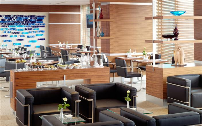 Swiss Executive Club Lounge