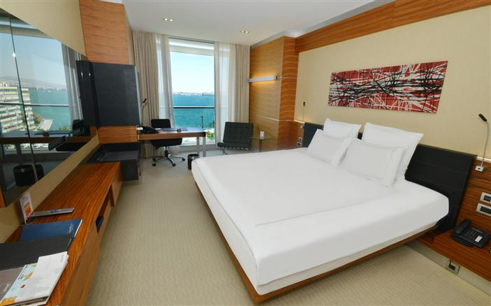 Swiss Executive Room Sea View