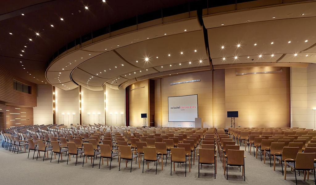 Smyrna Multipurpose Hall Hotel Business Luxury Hotel