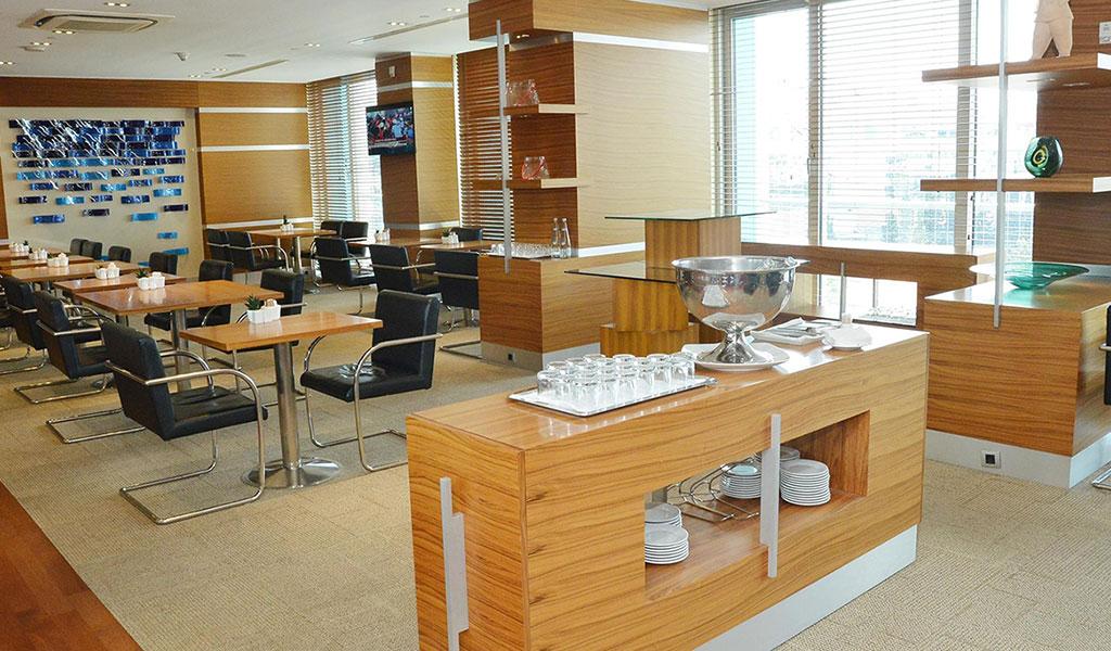 Swiss Executive Club Lounge