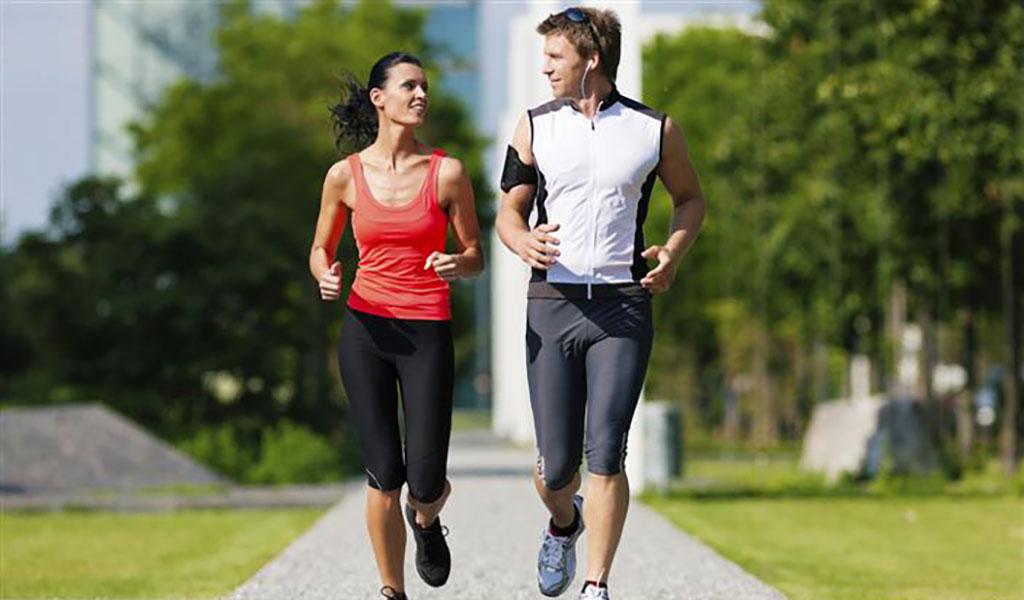 Jogging-Strecken