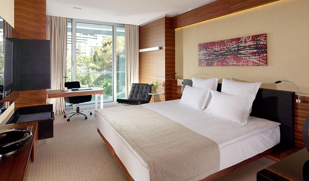 Swiss Advantage Room Doppelzimmer mit Gartenblick