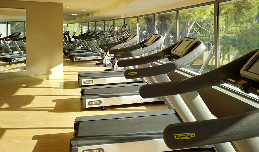 Gym At Swissotel Grand Efes Izmir