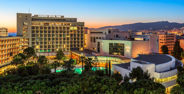 Экстерьер отеля Swissotel Buyuk Efes, Измир