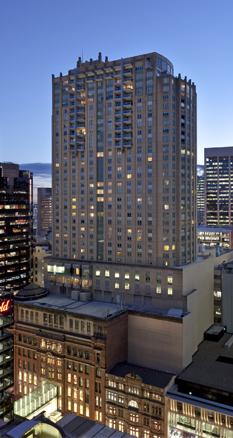 悉尼瑞士酒店 Crossroads 酒吧