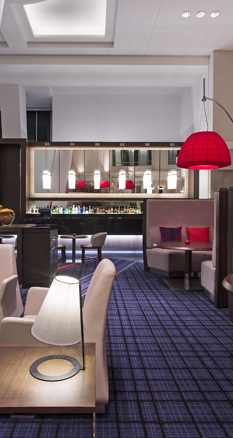 Crossroads Bar at Swissotel Sydney