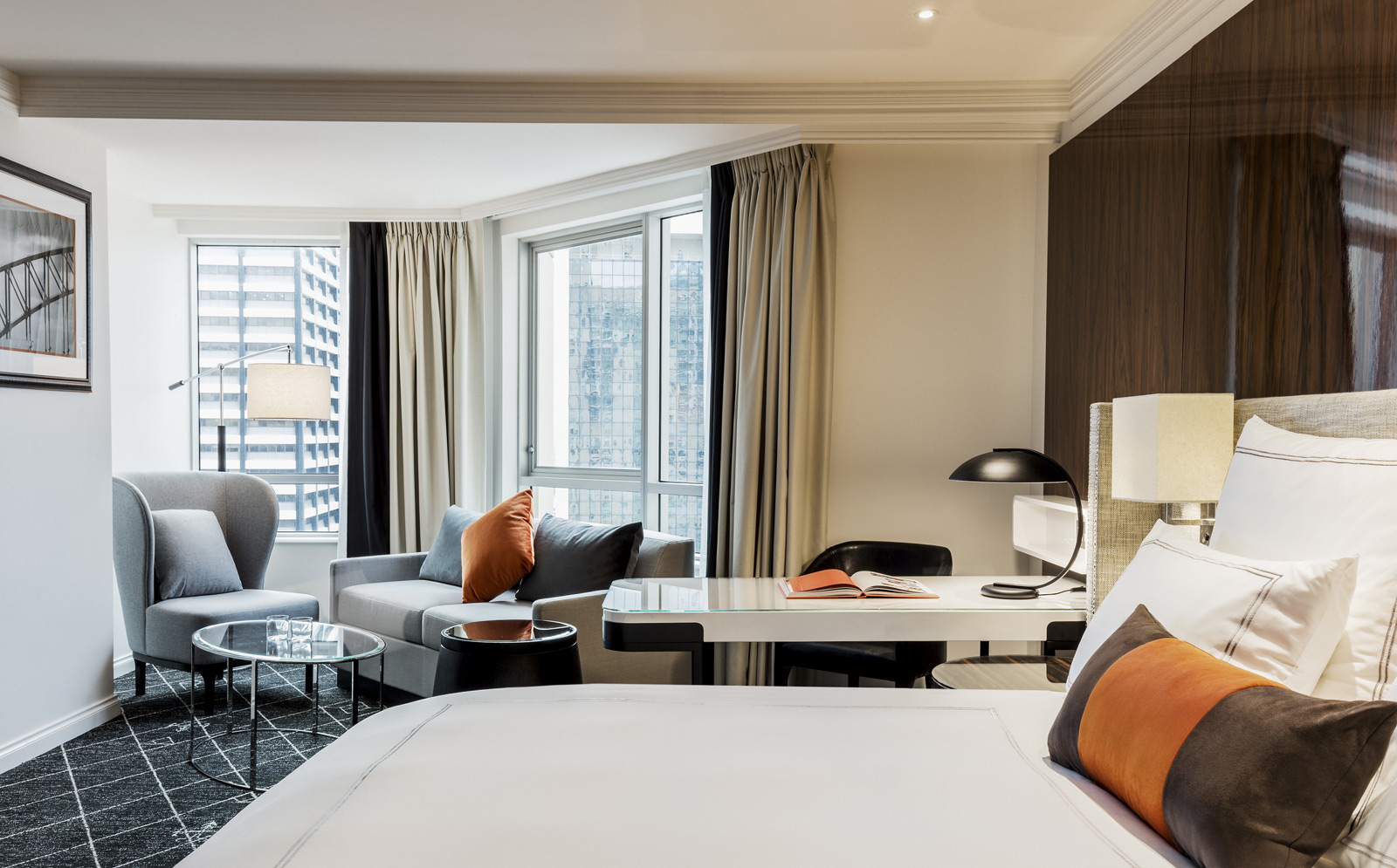 Video des Swissôtel Sydney