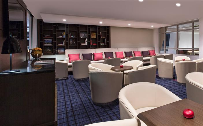 Swiss Executive Club Lounge at Swissotel Sydney