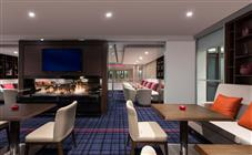 Executive Lounge at Swissotel Sydney