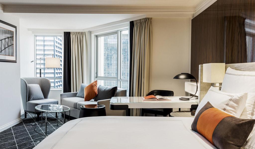 Swissotel Sydney(スイスホテル シドニー)のシグネチャー スカイライン ルーム