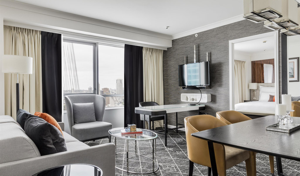 Executive Suite at Swissotel Sydney