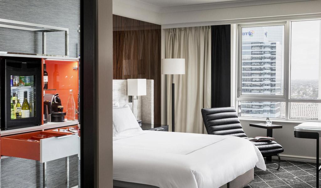 Swiss Advantage Zimmer im Swissôtel Sydney