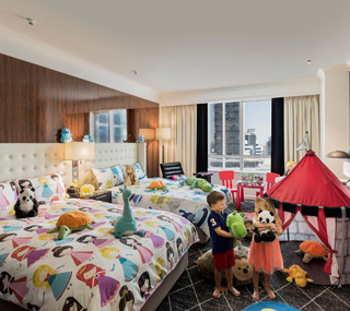 Swissotel Sydney Kids Room