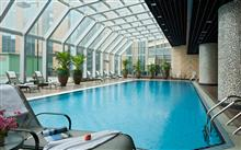 Indoor Swimming Pool at Swissotel Beijing