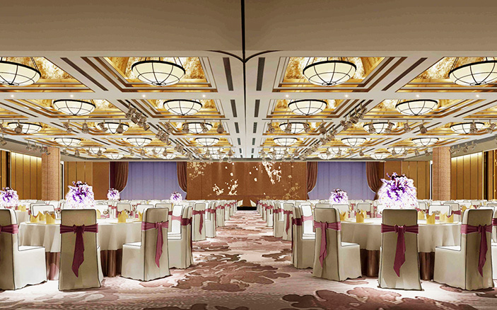 Grand Ballroom at Swissotel Beijing