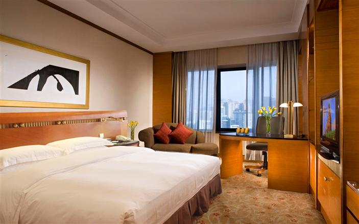 Classic Room at Swissotel Beijing