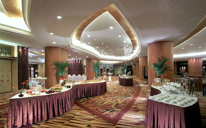 Pre-Function Area at Swissotel Beijing