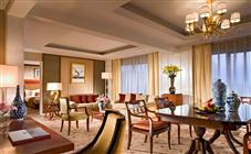 Grand Suite at Swissotel Beijing