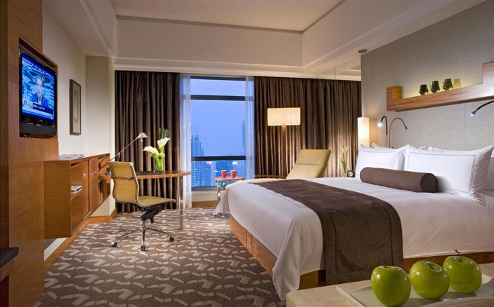 Swiss Executive Room at Swissotel Foshan
