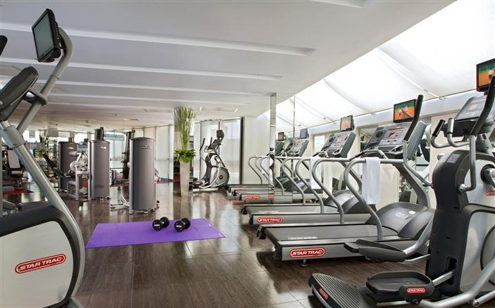 Health Club at Swissotel Foshan