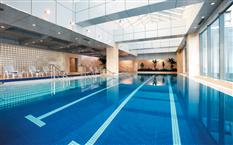 Indoor Swimming Pool at Swissotel Kunshan