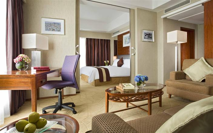 Swiss Executive Suite at Swissôtel Kunshan