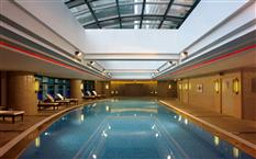 Swimming Pool at Swissotel Grand Shanghai
