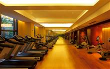 Gym at Swissotel Grand Shanghai