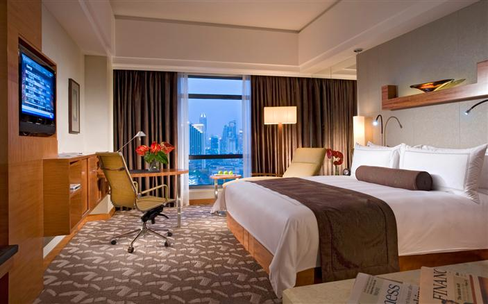 Swiss Advantage Room at Swissotel Grand Shanghai