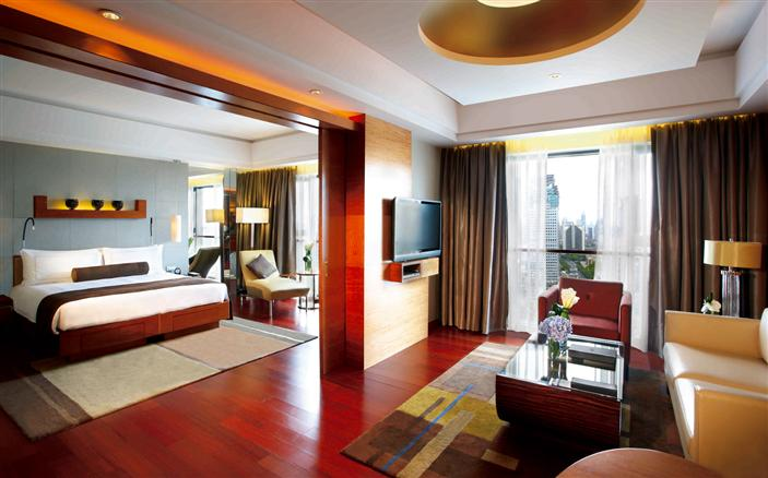 Pinnacle Suite at Swissotel Grand Shanghai