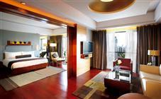 Номер люкс «Pinnacle» в Swissotel Grand, Шанхай