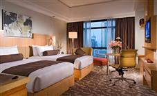 Swissotel Grand Şanghay'taki Klasik Oda