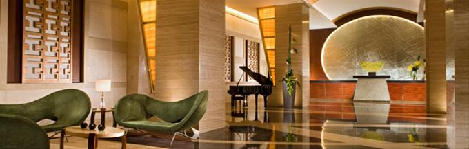 Lobby_View at Swissotel Grand Shanghai