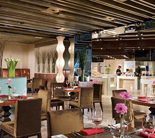 Cafe Swiss at Swissotel Grand Shanghai